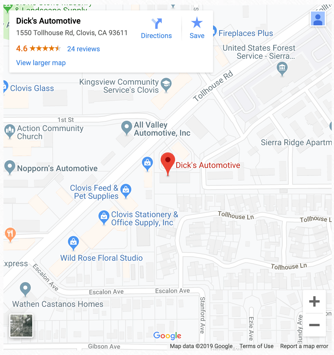 Brake Repair Clovis CA